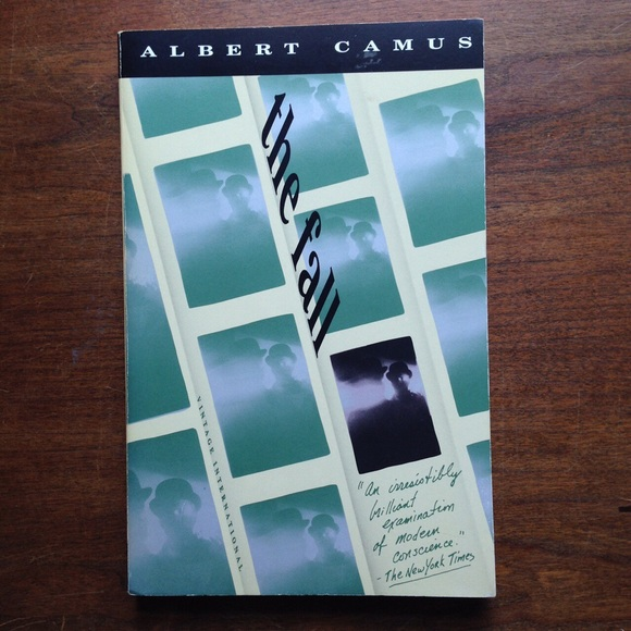 "Vintage Other - Albert Camus ""The Fall"""